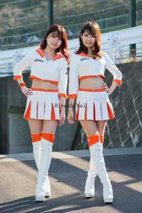 高品質生地 レースクイーン大賞2020 SUPER GT レースクイーン コスプレ衣装 「靴 別売り」の商品画像