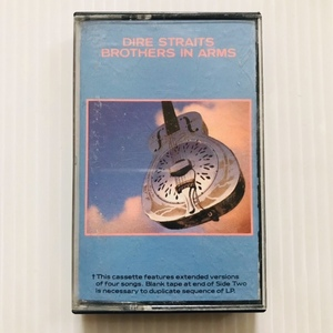 DIRE STRAITS カセットテープ BROTHERS IN ARMS ダイアー ストレイツ ロック 洋楽
