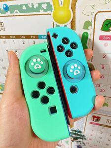 任天堂 switchスィッチJoy-Con ジョイコンシリコン保護カバー&アナログスティックカバーセット  コントローラーケース