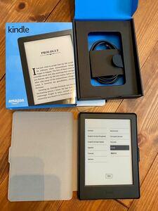 Kindle キンドル Wi-Fi 4GB ブラック 広告つき(第8世代) Amazon 電子書籍リーダー 電子ブックリーダー