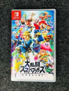 任天堂Switch スマブラ スイッチ 大乱闘スマッシュブラザーズSPECIAL