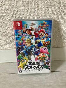 大乱闘スマッシュブラザーズSPECIAL Nintendo Switch 大乱闘スマッシュブラザーズ