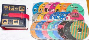 【値下げ交渉可】劇場版名探偵コナン  DVD レンタル落ち+専用ファイルセット