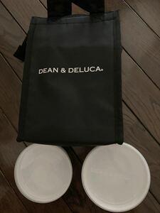 お得な3点セット ディーンアンドデルーカ DEAN&DELUCA 保冷バッグ クーラーバッグ ランチボックス ランチバッグ