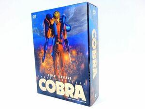019s●DVD SPACE ADVENTURE COBRA スペースアドベンチャー コブラ DVD BOX のみ ※中古