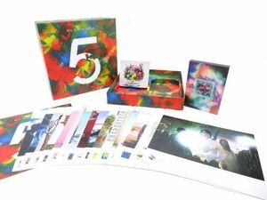 021s●Mrs. GREEN APPLE 5 COMPLETE BOX (Tシャツ/Blu-ray欠品)+DVD EDEN no SONO Live at YOKOHAMA ARENA 2019.12.08 初回限定盤 ※中古