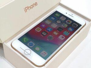 111s●【未使用】SIMロック解除済 iPhone 8 64GB ゴールド MQ7A2J/A バッテリー最大容量:100% ※利用○(元SoftBank)