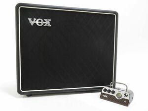 093s☆VOX ヴォックス ボックス MV50-AC+BC112 ギター用 アンプ ヘッド/キャビネット セット ※中古