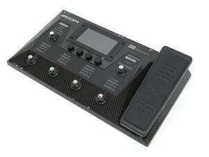 094s☆ZOOM ズーム G6 Multi-Effects Processor ギター用 マルチエフェクター ※中古