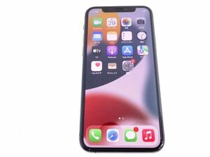 111s●SoftBank ソフトバンク iPhone 11 Pro 64GB スペースグレイ MWC22J/A バッテリー最大容量:89% 本体のみ ※中古/利用○