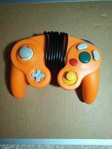 ゲームキューブコントローラー オレンジ