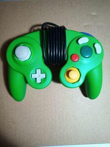 ゲームキューブコントローラー Green