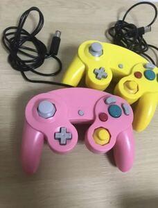 ゲームキューブコントローラー 2台セット