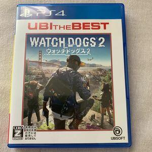 PS4 ウォッチドッグス2 WATCHDOGS2
