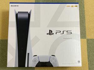 送料無料【すぐ発送】最新型【新品未開封】プレイステーション5 プレステ5 PS5 本体 通常版 ディスクドライブ搭載モデル CFI-1100A01