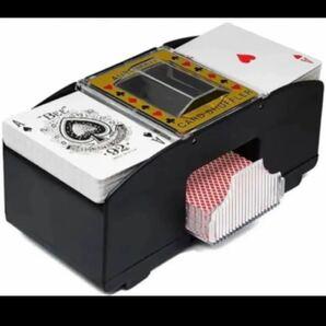 シャッフラー カードシャッフラー UNO トランプ カードシューター