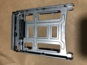 ③HP純正 2.5インチ 3.5インチ変換 HDD,SSDマウンタ SSD換装ツールレス Z420 Z440 Z600 Z620 Z800 Z820 Z840用 668261-001ジャンク