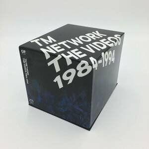 TM NETWORK THE VIDEOS 1984-1994(完全生産限定盤)(Blu-ray Disc)(特典なし)