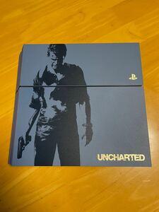 PS4 アンチャーテッドリミテッドエディション500G