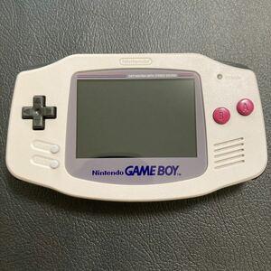 ゲームボーイアドバンス 本体 バックライト ips液晶 初代GBカラー ゲームボーイカラー funnyplaying