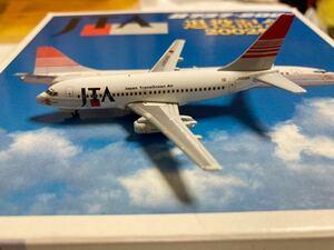 ◆ ジェミニ・ジェッツ 1:400 【JTA】 日本トランスオーシャン航空 B737-200(JA8366) 退役記念 ◆