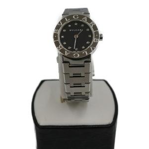 □□【中古】腕時計 レディース BVLGARI ブルガリブルガリ BB23SS クオーツ 箱付
