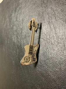 ハードロックカフェ Hard Rock Cafe ピンバッジ 「ギターメンバー限定アイテム2003」