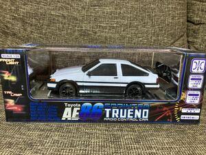 TOYOTA トヨタ AE86 ラジコン スプリンタートレノR/C
