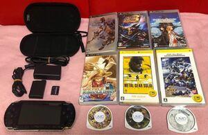PSP本体 ソフト ソニー