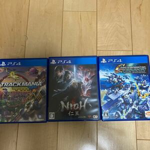 PS4ソフト