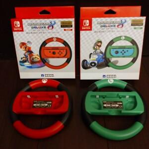 マリオカート8デラックス Joy-Conハンドル マリオ&ルイージ Nintendo Switch