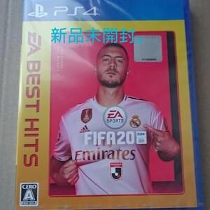 ps4 FIFA20 新品未開封
