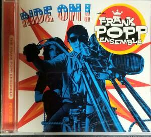M74貴重帯付き日本盤/送料無料■V.A.「TheFrankPoppEnsemble」CD クラブダンスDJジャーマンフランクポップ