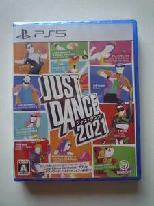 ジャストダンス2021 JUST DANCE 2021 PS5 未使用未開封品