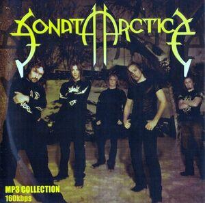 【MP3-CD】 Sonata Arctica ソナタ・アークティカ 10アルバム 128曲収録