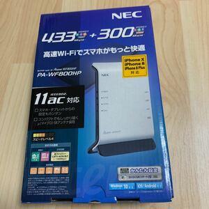 NEC PA-WF800HP