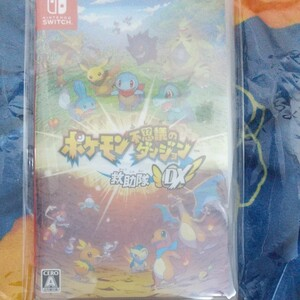 ポケモン不思議のダンジョン 救助隊DX Nintendo Switch ニンテンドースイッチ