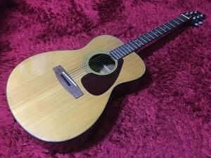 ヤマハ YAMAHA FG-130 アコースティックギター アコギ ナチュラル ジャパンビンテージ 弾き語り 楽器 機材 動作確認済み