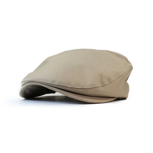 ★★送料無料★ハンチング メンズ 帽子 ゴルフ コーデュラ ファブリック ベージュ トレンド 人気 おしゃれ 父の日 贈り物