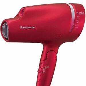 Panasonic パナソニック ヘアドライヤー ナノケア 高浸透「ナノイー」搭載 ルージュピンク EH-NA0B-RP