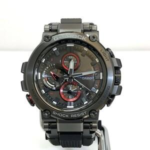 中古 G-SHOCK ジーショック CASIO カシオ 腕時計 MTG-B1000B-1A Bluetooth搭載 電波ソーラー RY5162