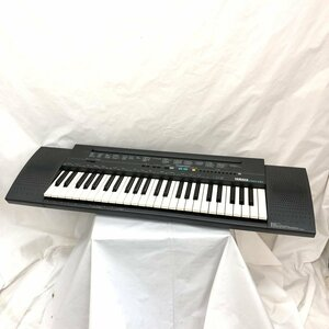 中古 YAMAHA ヤマハ 電子キーボード ブラック PSR-100 61鍵盤 電子ピアノ 鍵盤楽器 アダプター付き H15798