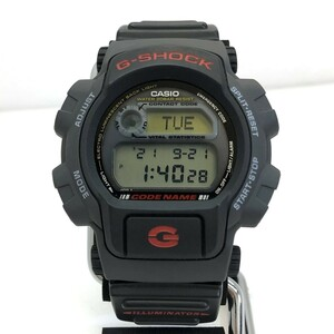 美品 G-SHOCK ジーショック CASIO カシオ 腕時計 DW-8500B-1 CODE NAME コードネーム RY5277