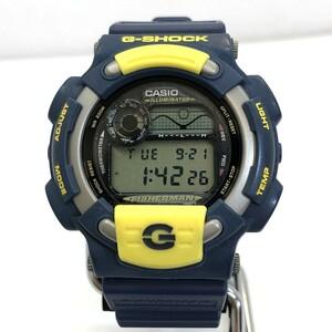 中古 G-SHOCK ジーショック CASIO カシオ 腕時計 DW-8600-9VT 海外限定カラー FISHERMAN RY5276