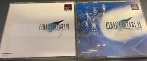 PS1 FF7&FF7インターナショナル セット