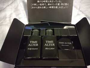 TIMEALTER タイムアルター スカルプエッセンス スキンローション スキンクリーム 頭皮用化粧水など