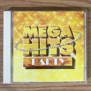 (B155)中古CD100円 オムニバス MEGA HITS~Party
