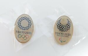 東京2020 オリンピック パラリンピック ピンバッジ