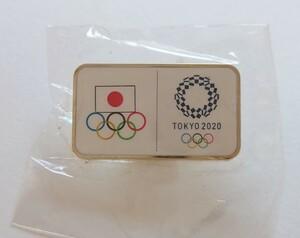 東京2020 オリンピック 東京五輪 ピンバッジ JOC 日本オリンピック委員会