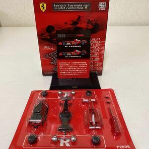 1/64 京商 サンクス フェラーリ F1 コレクション 2 F2005 2005 #2 バリチェロ